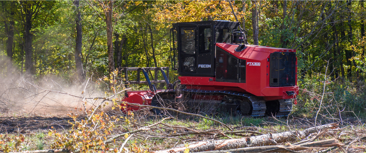 Fecon Tractors and Utility Vehicles